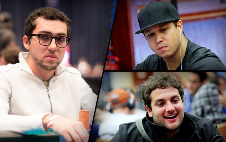 Rafael Moraes, Felipe Mojave e João Simão avançam no Evento 2 do PSC Monte Carlo/CardPlayer.com.br
