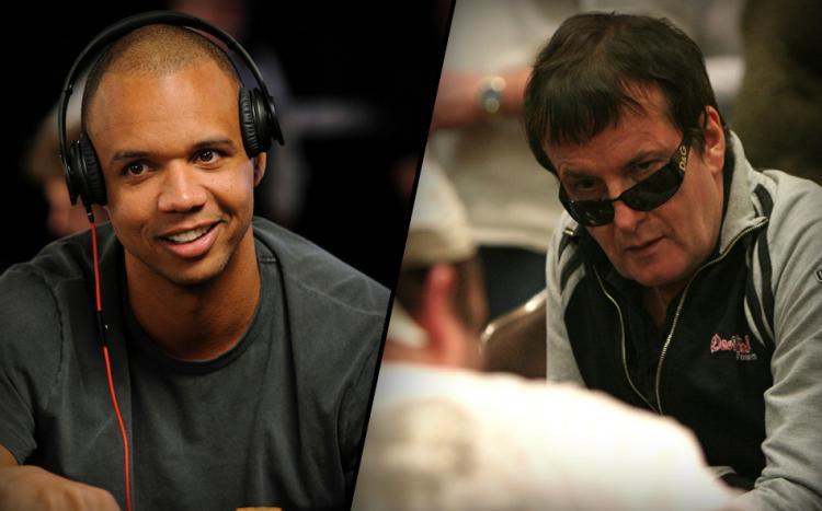 """Phil Ivey e """"Devilfish"""" Ulliott são eleitos para o Hall da Fama do Poker/CardPlayer.com.br"""