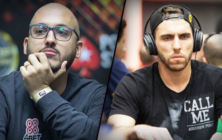 """Diego """"Mr.Bittar"""" Bittar e Caio Pessagno fazem FT no $530 Bounty Builder High Roller/CardPlayer.com.br"""