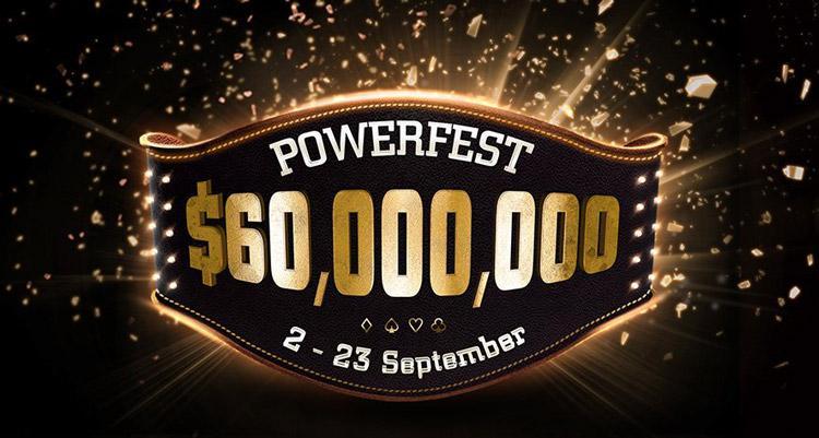 partypoker divulga cronograma da nona edição da Powerfest/CardPlayer.com.br