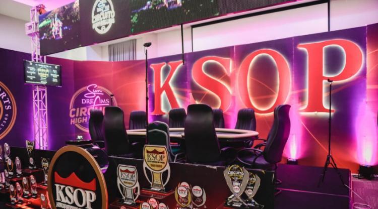 KSOP Special vai ter quatro torneios inéditos/CardPlayer.com.br