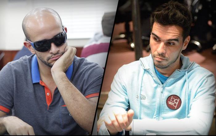 """Alexandre """"Cavalito"""" Mantovani e Bernardo """"Machadada RS"""" Rocha estão na decisão do Main Event do WCOOP/CardPlayer.com.br"""