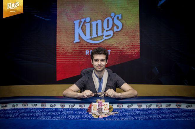 Michael Addamo vence Super High Roller da WSOP Europa/CardPlayer.com.br