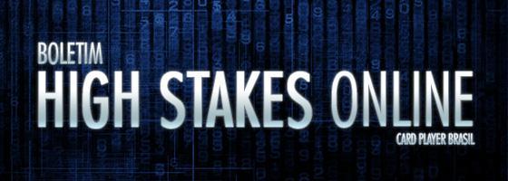 """""""Aron0621"""" fatura US$ 181 mil nos high stakes online/CardPlayer.com.br"""