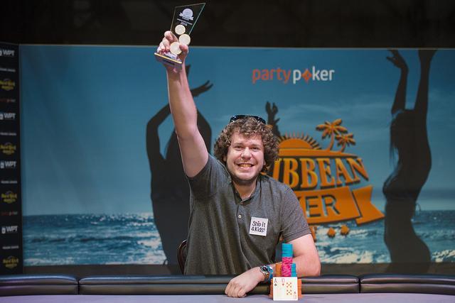 Após vice no WPT, Troy Quenneville crava o PartyPoker Million/CardPlayer.com.br