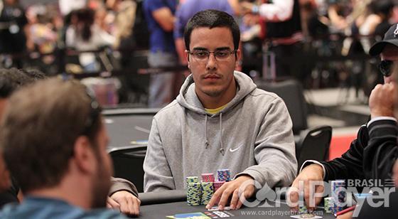 """Luís Eduardo """"EduardoGarl@"""" Garla é vice do Sunday 500/CardPlayer.com.br"""