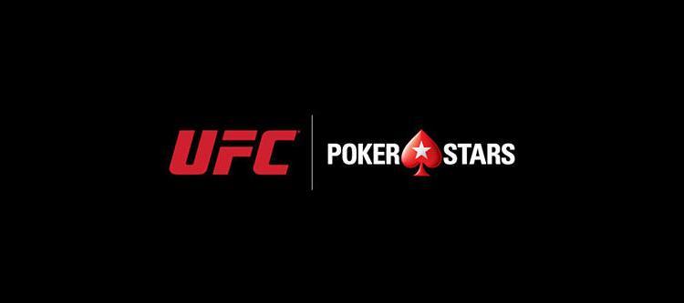 PokerStars é o novo patrocinador do UFC/CardPlayer.com.br