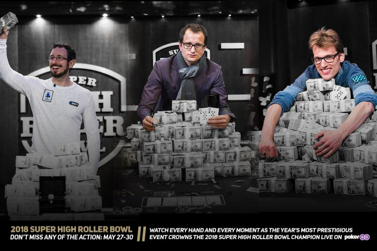 Super High Roller Bowl retorna no final de maio/CardPlayer.com.br