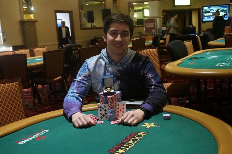 Ali Imsirovic leva a melhor em high roller do WSOP Circuit/CardPlayer.com.br