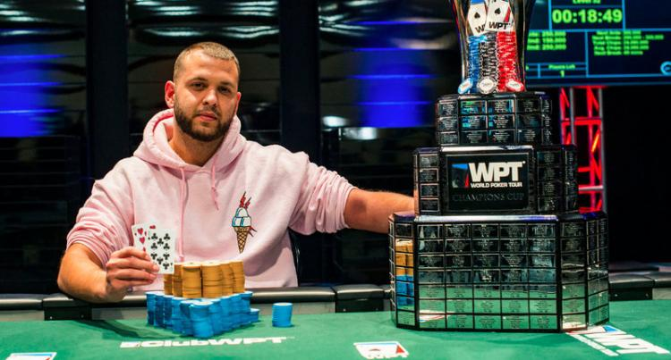 Demo Kiriopoulos crava WPT Fallsview Poker Classic/CardPlayer.com.br