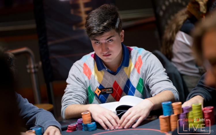 Polonês Dzmitry Urbanovich é o novo embaixador do partypoker/CardPlayer.com.br