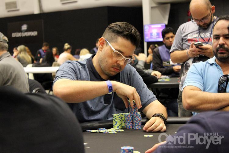 Vitor Rangel conquista US$ 44 mil no Monster Stack da WSOP/CardPlayer.com.br
