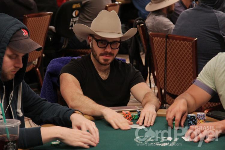Dan Smith perdeu mais de US$ 400 mil durante a WSOP/CardPlayer.com.br