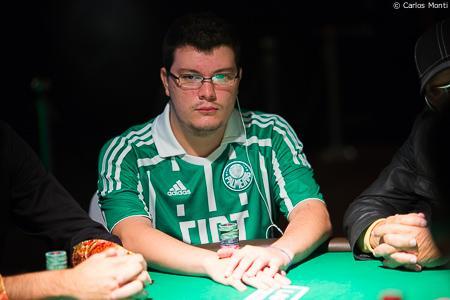 """Lincon """"Lincownz"""" Freitas é vice do $1.050 Thursday Thrill/CardPlayer.com.br"""