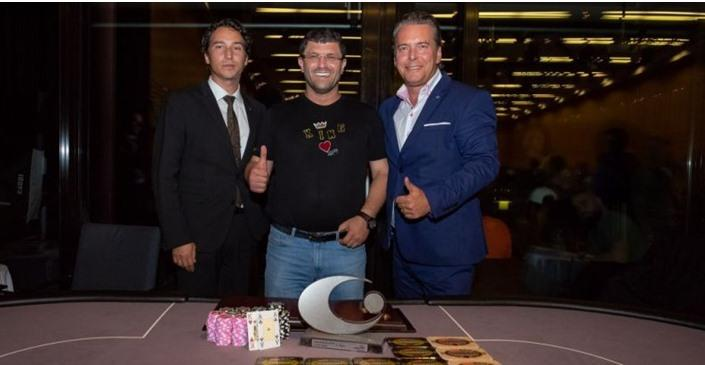Leon Tsoukernik crava Super High Roller do European Poker Championship/CardPlayer.com.br