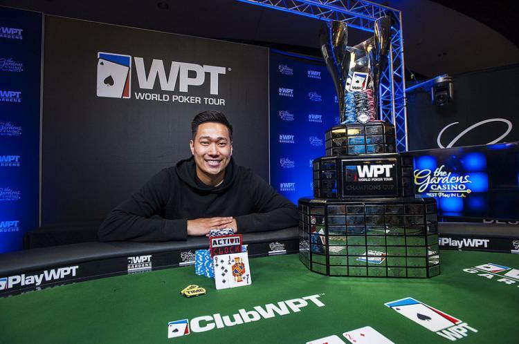 Simon Lam conquista o título do WPT Gardens/CardPlayer.com.br