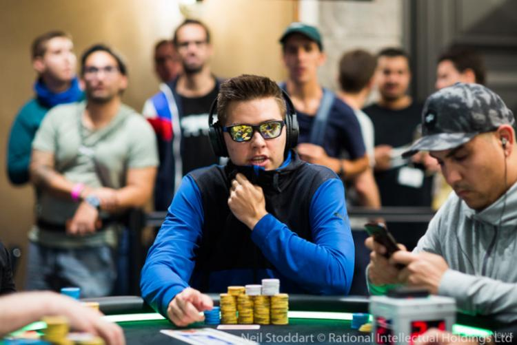Matthias Eibinger lidera os nove finalistas do Super High Roller do EPT Barcelona/CardPlayer.com.br