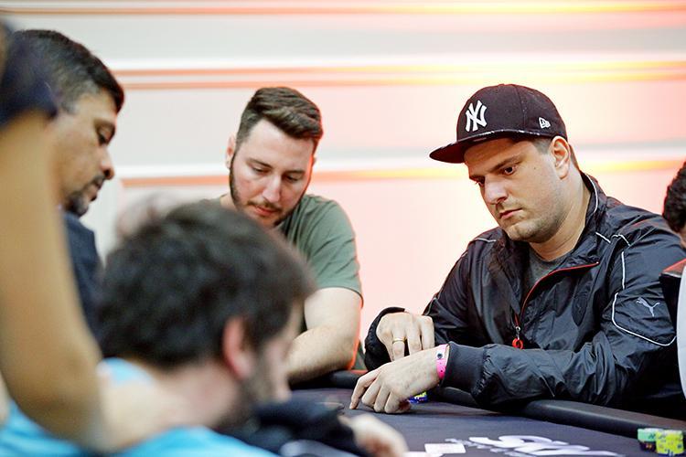 Luiz Duarte lidera o Super High Roller do WSOP Circuit Brasil/CardPlayer.com.br