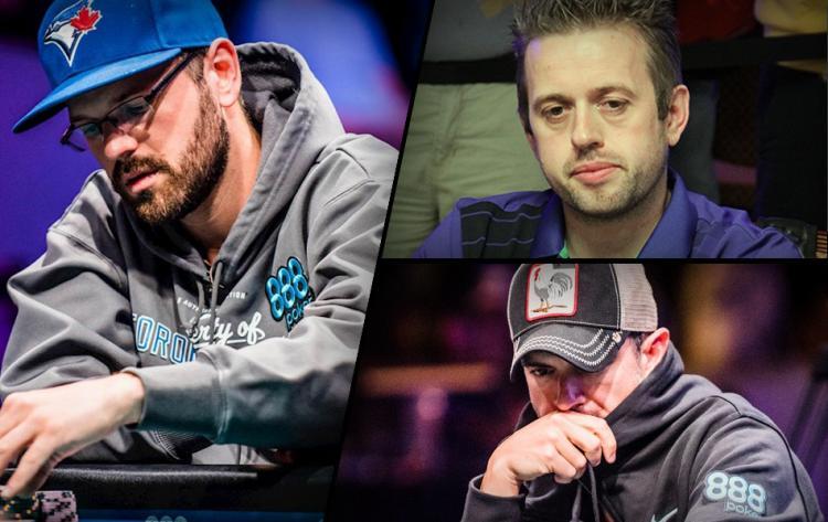 Três jogadores vão representar o 888poker no November Nine/CardPlayer.com.br