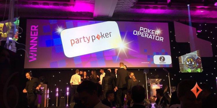 partypoker é eleito o melhor operador de poker online /CardPlayer.com.br