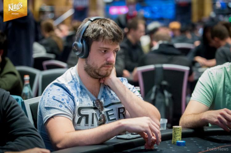 Luiz Duarte avança entre os líderes no Main Event da WSOP Europa/CardPlayer.com.br