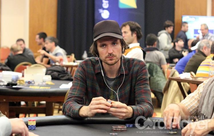 João Mathias Baumgarten sobe ao pódio do High Rollers #3 do PokerStars/CardPlayer.com.br