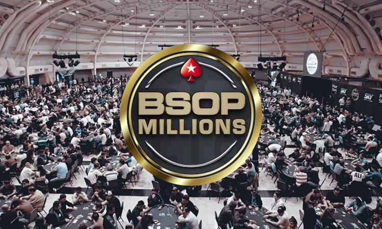 BSOP Millions começa daqui a pouco com sete eventos programados/CardPlayer.com.br