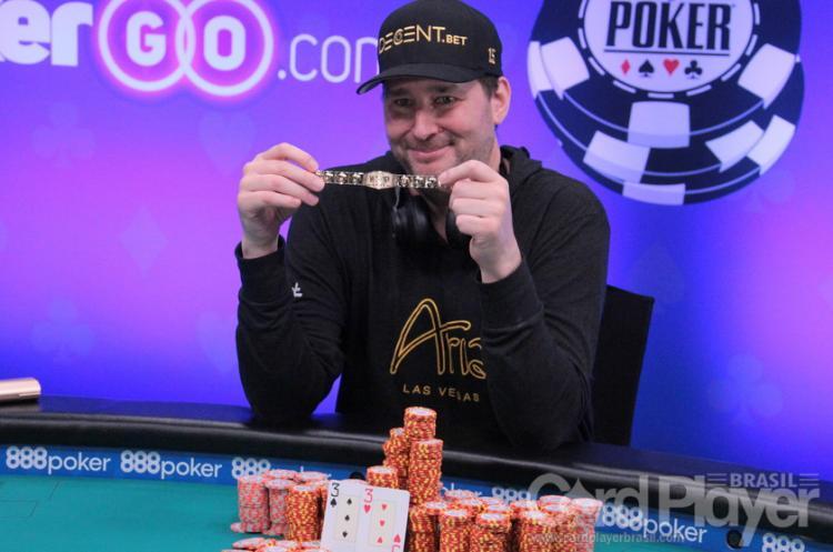 Phil Hellmuth manifesta interesse em jogar o PCA e o Aussie Millions/CardPlayer.com.br
