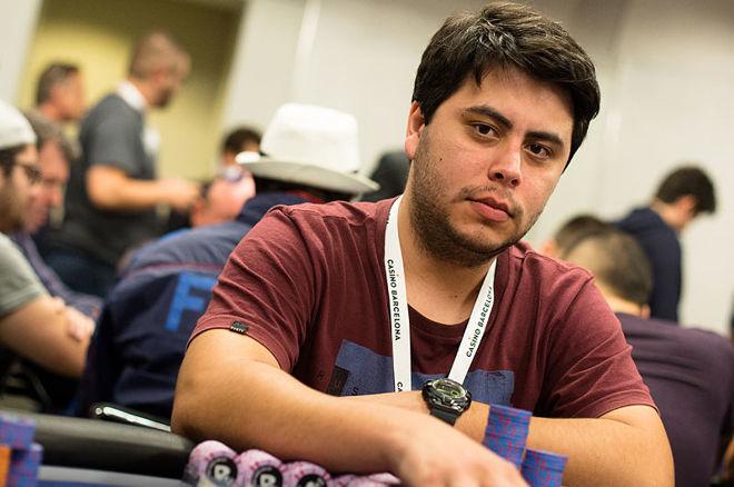 Felipe Theodoro é vice do High Roller do Estrellas Poker Tour e fatura € 268 mil/CardPlayer.com.br