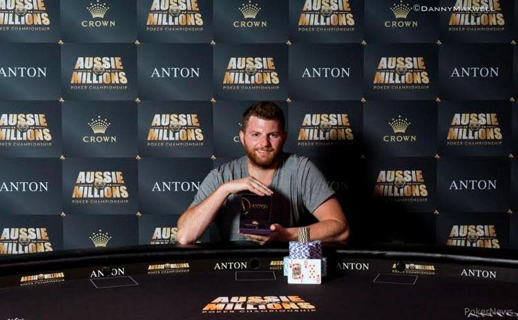 Nick Petrangelo domina Mike Watson no HU e vence High Roller de 100K do Aussie Millions/CardPlayer.com.br