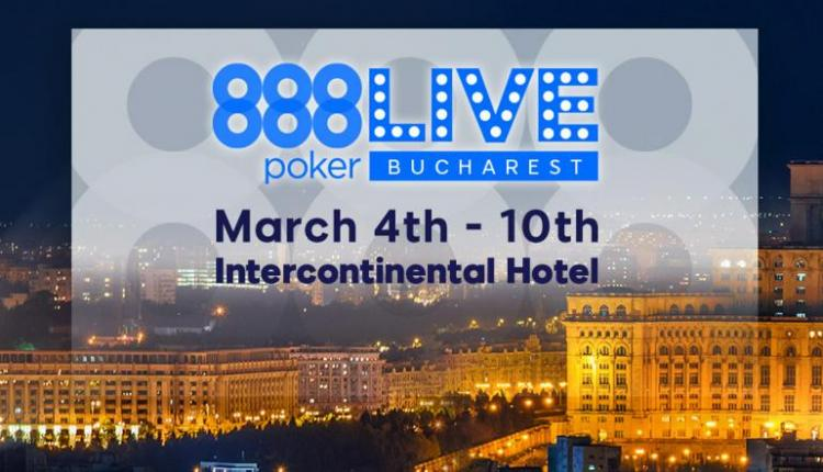 888poker Live retorna à Romênia na próxima semana/CardPlayer.com.br