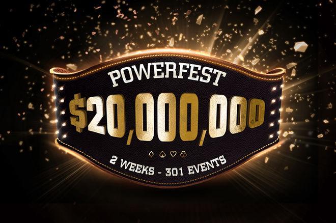 Próxima edição da Powerfest terá premiação garantida de US$ 20 milhões /CardPlayer.com.br