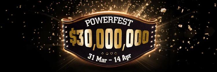 Powerfest retorna ao partypoker neste domingo/CardPlayer.com.br