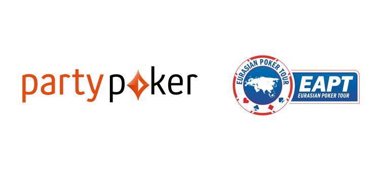 partypoker se torna o novo patrocinador do Eurasian Poker Tour/CardPlayer.com.br