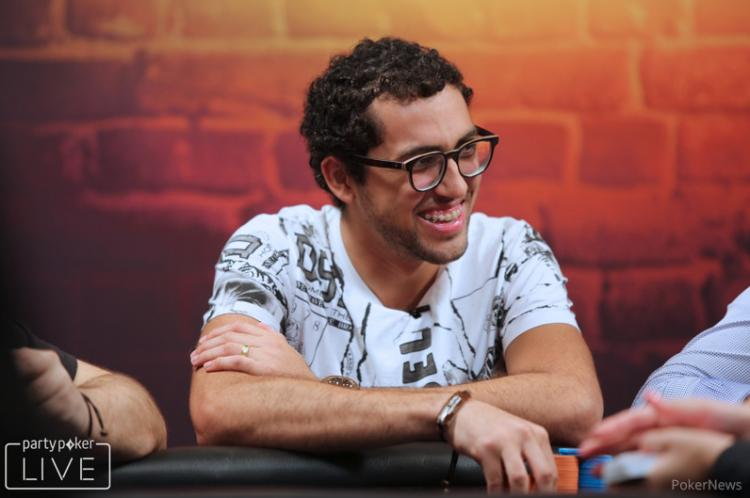 "Rafael ""GM_VALTER"" Moraes sobe ao pódio do $530 Bounty Builder High Roller/CardPlayer.com.br"