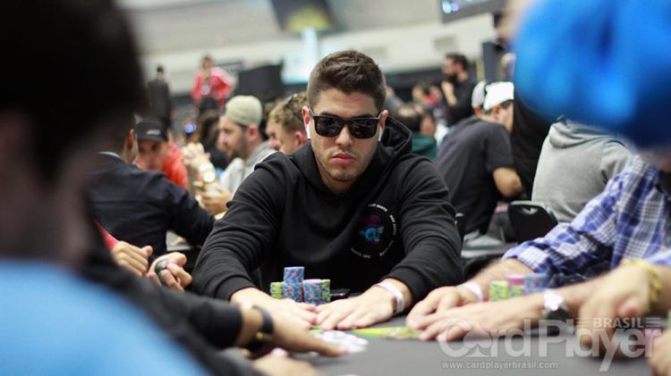 """Victor """"VICTOR TXR1"""" Teixeira faz FT no Main Event Medium do SCOOP pelo segundo ano consecutivo/CardPlayer.com.br"""