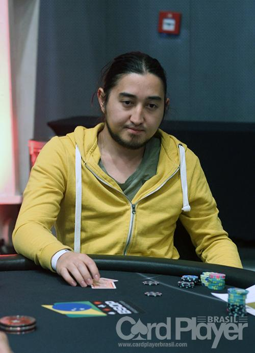 "Rodrigo ""seijistar"" Seiji crava o The Main Event do partypoker/CardPlayer.com.br"