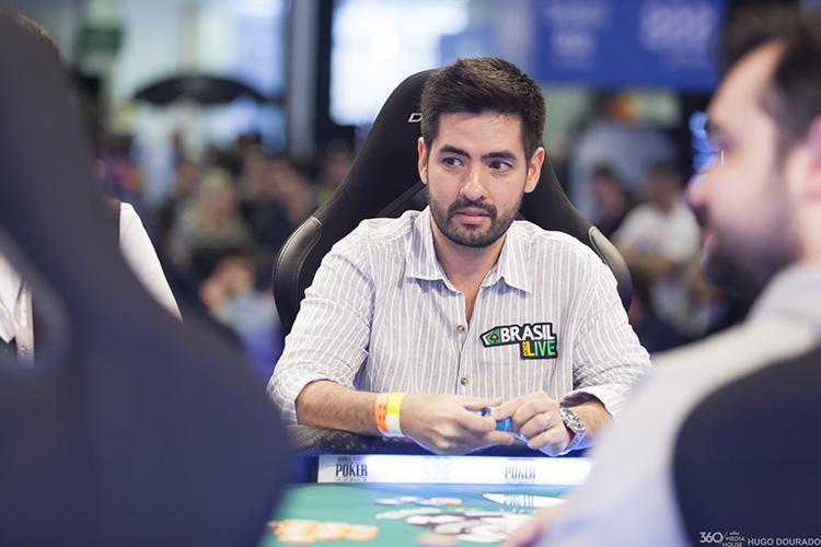Thiago Decano lidera os quatro sobreviventes do Super High Roller do WSOP Circuit Brasil/CardPlayer.com.br