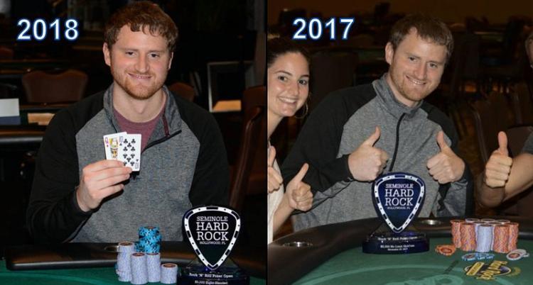 David Peters vence torneio do Seminole Hard Rock 'N' Roll Poker Open pelo segundo ano consecutivo/CardPlayer.com.br