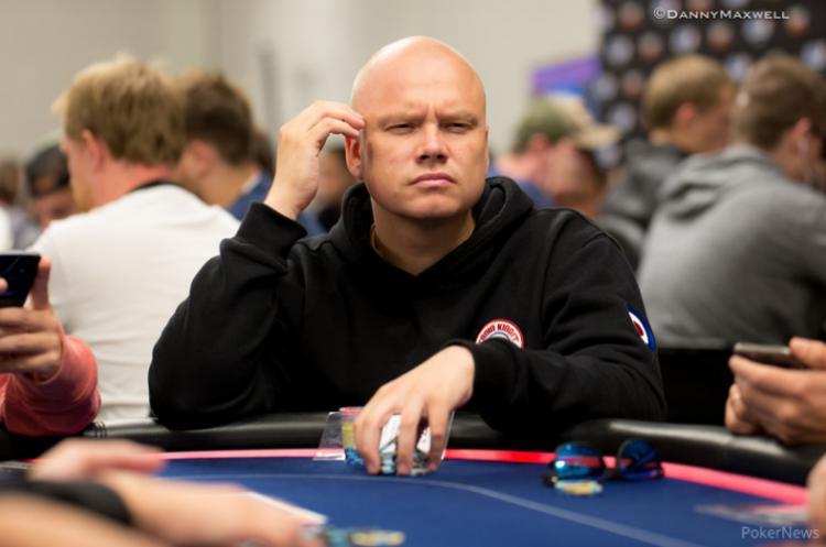 Ilari Sahamies é um dos participantes do Survivor Finlândia /CardPlayer.com.br