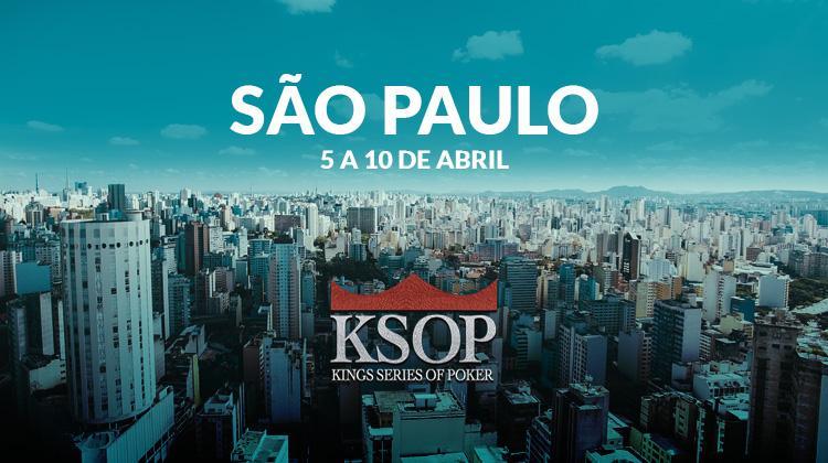 KSOP anuncia sede da segunda etapa da temporada 2018/CardPlayer.com.br