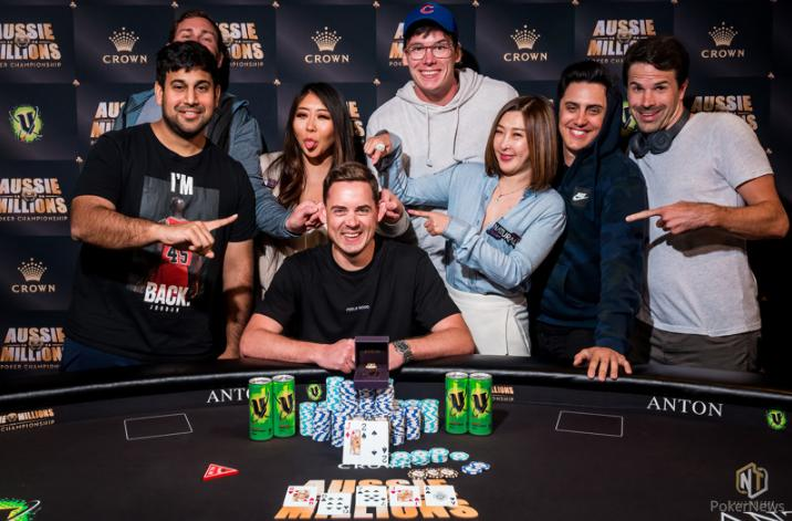 Toby Lewis leva a melhor no 50K Challenge do Aussie Millions/CardPlayer.com.br