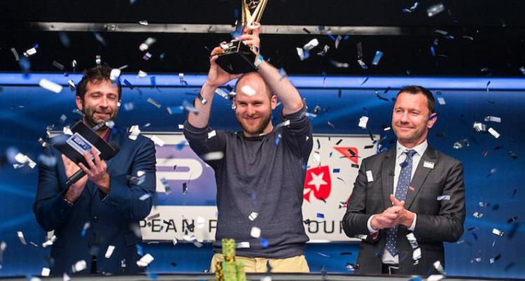 Sam Greenwood é campeão do Super High Roller do EPT Monte Carlo/CardPlayer.com.br