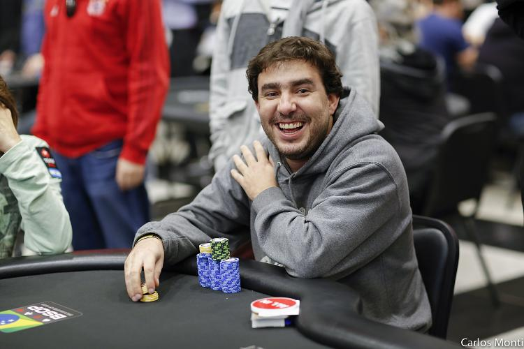 "Renato ""bauruzito"" Valentim é vice do Sunday Warm-Up/CardPlayer.com.br"