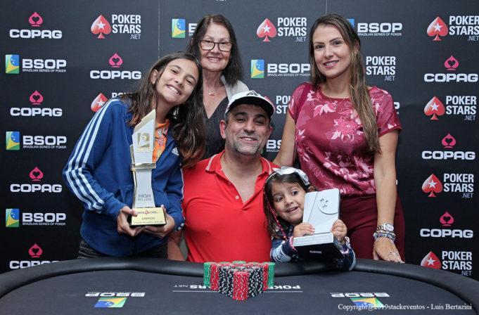 Marcelo Mesqueu leva a melhor no High Roller do BSOP Rio Quente/CardPlayer.com.br