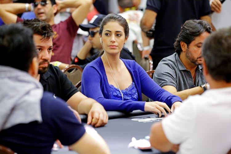 Vivian Saliba lidera os brasileiros no Dia 2 do Evento 54 da WSOP/CardPlayer.com.br