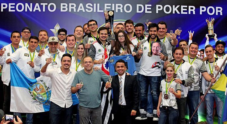 São Paulo conquista o título do Campeonato Brasileiro por Equipes/CardPlayer.com.br