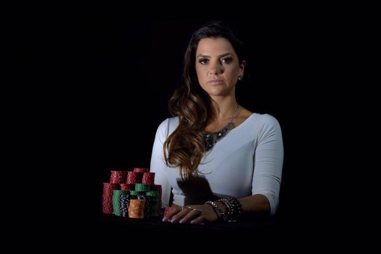 Dayane Kotoviezy é a nova integrante do partypoker  /CardPlayer.com.br