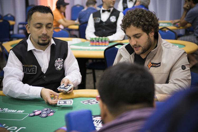João Simão larga na frente no Super High Roller do WSOP Circuit Brasil/CardPlayer.com.br
