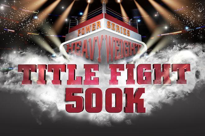 partypoker dobra a premiação garantida do Title Fight/CardPlayer.com.br